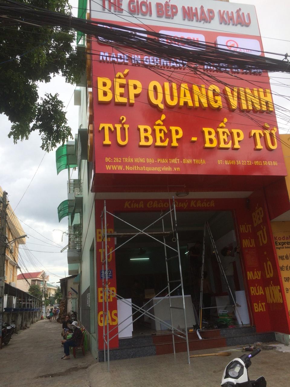 bang hieu alu, mica gia re tai Phan Thiet