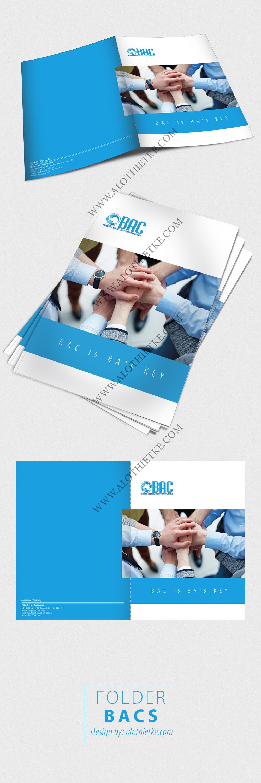 Thiết kế folder đẹp chuyên nghiệp tai Binh Thuan