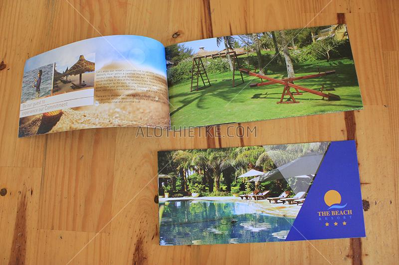 Nhận in brochure giá phải chăng tại Phan Thiết