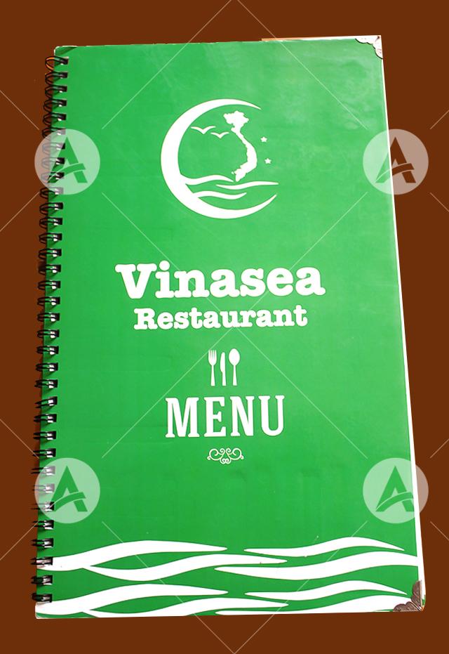 Thiet ke menu tai Phan Thiet