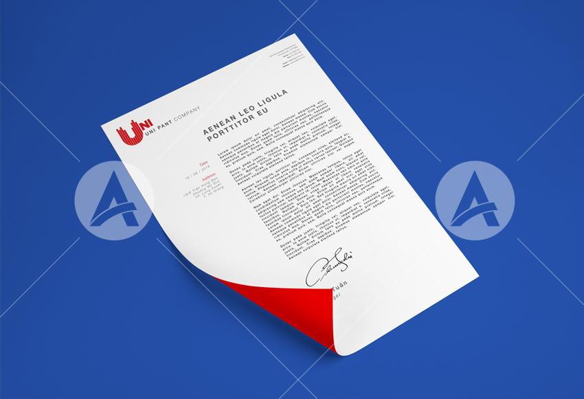 Thiết kế in giấy tiêu đề tại phan thiết