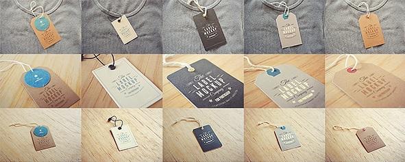 in tag áo, mác áo tại phan thiết